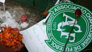 Se cumple el primer aniversario de la tragedia de Chapecoense