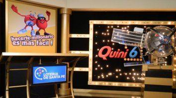 esta noche el quini 6 sorteara 85 millones de pesos