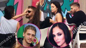 barbie velez confirmo el romance con lucas rodriguez, su hermanastro