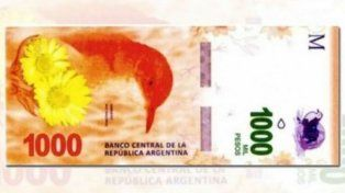 Envío. El Banco Central envió 50 millones de billetes a cada tesoro regional para que los vayan conociendo y puedan diferenciarlos de los falsos.