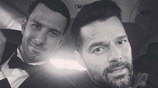Ricky Martin se casó en secreto