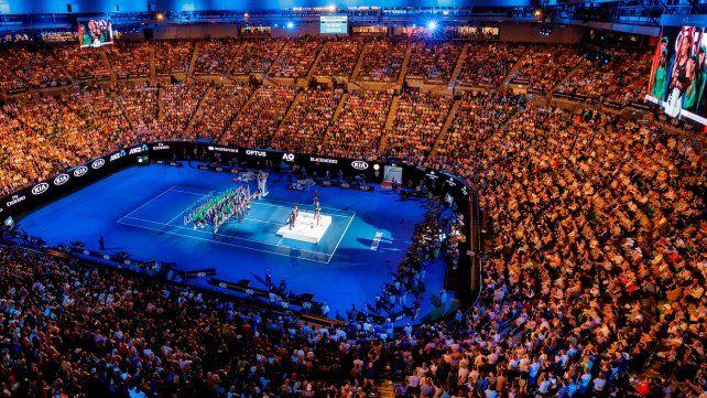 Tres argentinos serán protagonistas del primer día en el Abierto de Australia