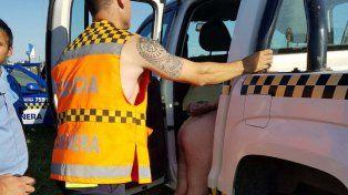 Repudio en las redes por un operativo de rescate de la policía cordobesa