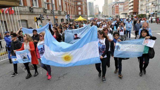 El presidente Macri recibirá a los familiares del ARA San Juan