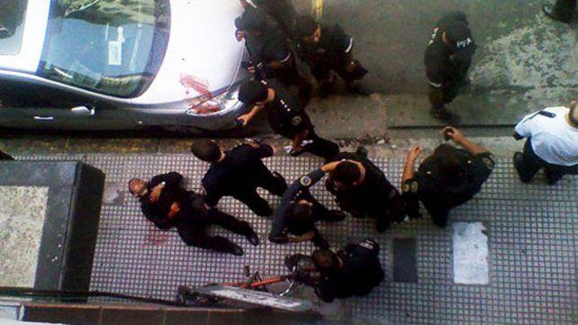 Tres heridos en un tiroteo en el centro de la ciudad de Buenos Aires