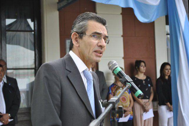 Reynaldo Fabbroni fue amenazado por un hombre fuerte de las apuestas en el norte provincial.