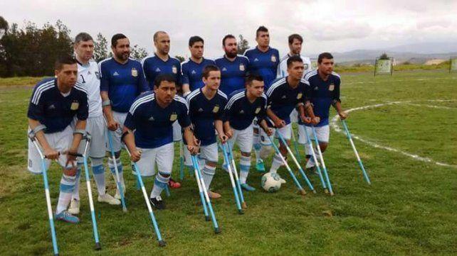 Con presencia entrerriana, Argentina goleó Uruguay en el inicio del Sudameriano