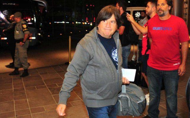Independiente se instaló en Brasil con su amuleto