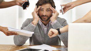 Ocho señales que envía tu cuerpo si estás estresado