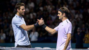 Del Potro-Federer, todo lo que hay que saber de la gran final de Indian Wells