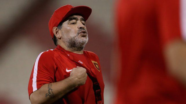Maradona: Sampaoli me traicionó
