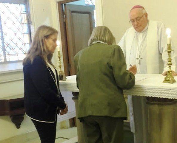 La investigación. La Iglesia de Santa Fe quiere llegar a establecer la posibilidad del milagro.