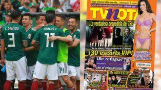 Escándalo sexual que envuelve a la Selección de México