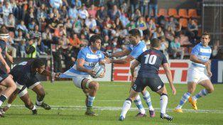 Los Pumas pierden con Gales en la cancha de Colón