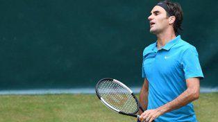 Federer perdió y cedió el primer lugar del ranking