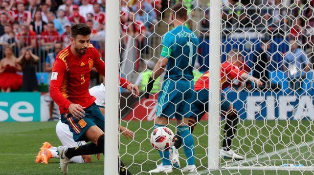 ¡Rusia eliminó a España en los penales!