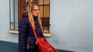 Como fue la primera visita de los padres a Nahir tras la condena a perpetua