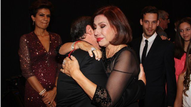 Nora Carpena declaró que Guillermo Bredeston ahora descansa en paz