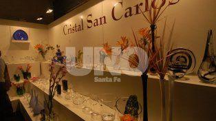 La Cristalería San Carlos sobrelleva la crisis y las boletas con menos empleados