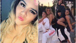 Morena Rial sigue los pasos de las Kardashian