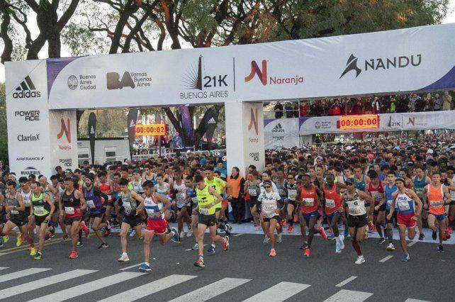 Conmoción por el fallecimiento de un santafesino en el Maratón de Buenos Aires