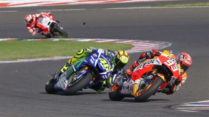 MotoGP: fecha confirmada en Termas de Río Hondo