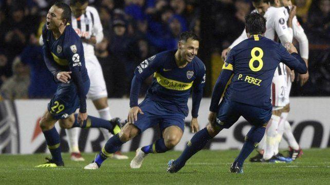 Boca busca en Asunción su pasaporte a los cuartos de final