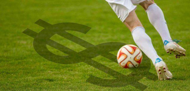 Cómo afecta la suba del dólar a los clubes de fútbol
