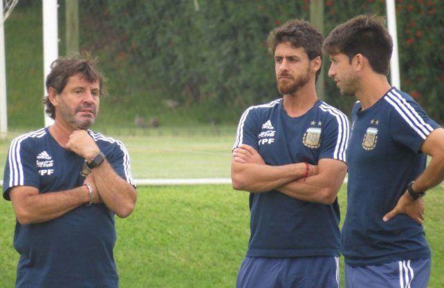 Argentina, con rivales definidos para el Mundial Sub 17 de Brasil