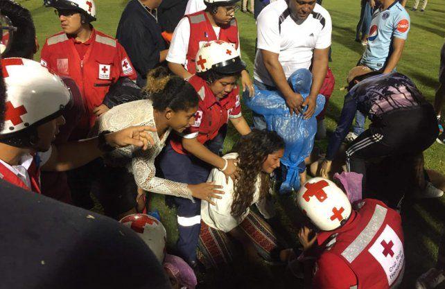 Tragedia en Honduras: tres muertos y un jugador argentino herido