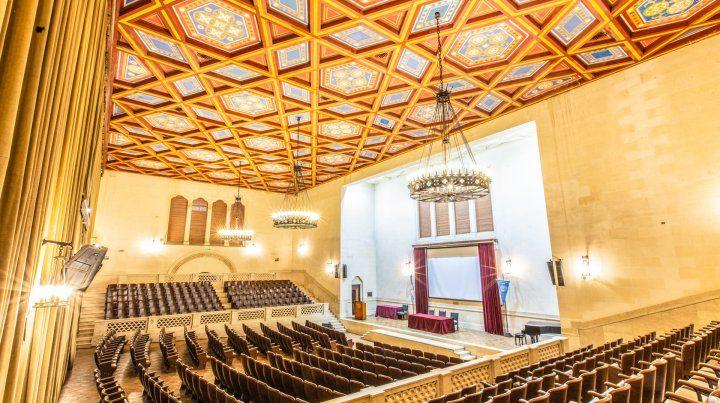 El Paraninfo será el lugar en donde se llevará a cabo el primer debate presidencial el próximo 13 de octubre.