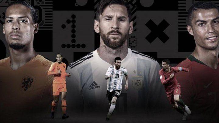 La FIFA entregará los premios The Best