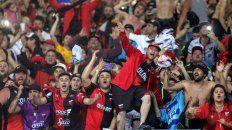 El audio que se hizo viral sobre la final de la Sudamericana