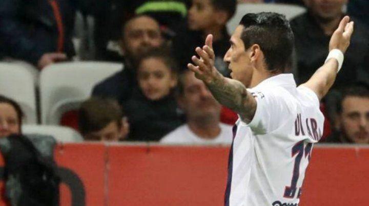Di María e Icardi convirtieron para el triunfo frente al PSG