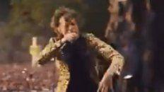¡El furor por el Yo soy Sabalero llegó a los Rolling Stones!
