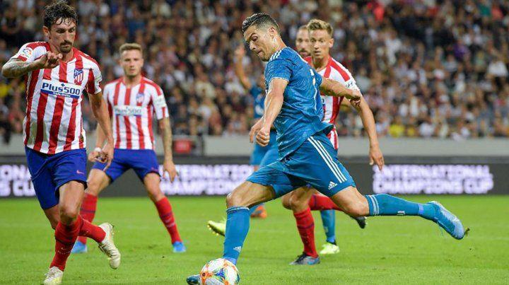 Juventus recibe a Atlético Madrid, en otro martes de Champions