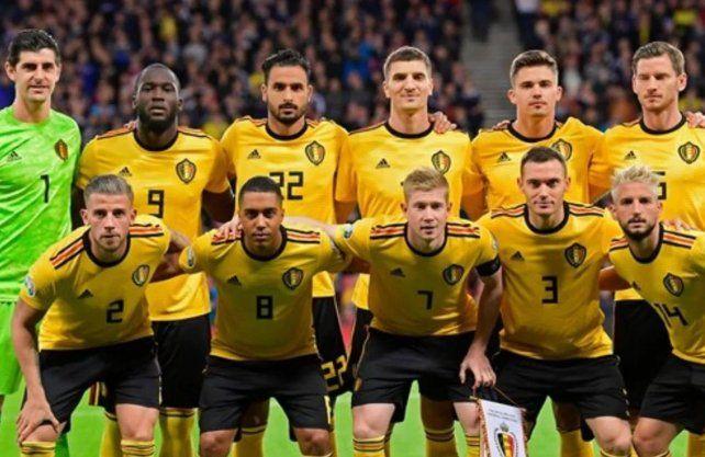 Bélgica continúa al tope del ranking mundial y Argentina mantuvo su lugar