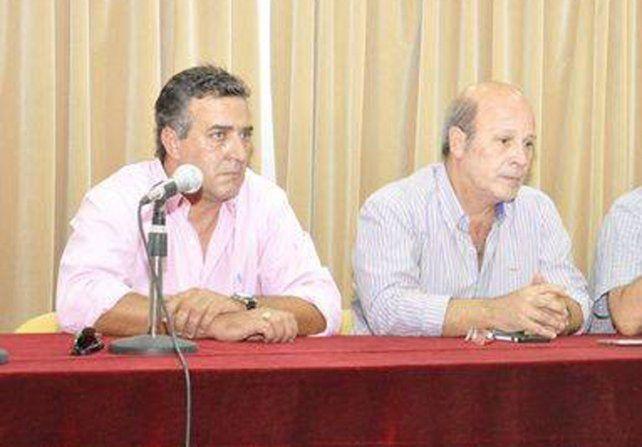 Denunciantes. Mulet y Pagliotto presentaron varios pedidos de investigación por corrupción.
