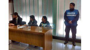 Libre. Páez seguirá en libertad hasta que el fallo quede firme.  Foto UNO/Marcelo Medina
