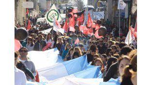 Derecho. Para la CTA Entre Ríos la resolución cercena las garantías de los trabajadores. Foto UNO/Juan Ignacio Pereira