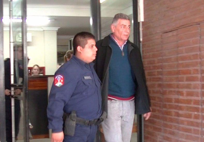 Detenido. Vitali continúa con arresto domiciliario