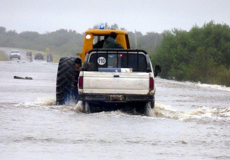 Se prorrogó por 90 días el estado de emergencia hídrica, vial, sanitaria y social en Entre Ríos