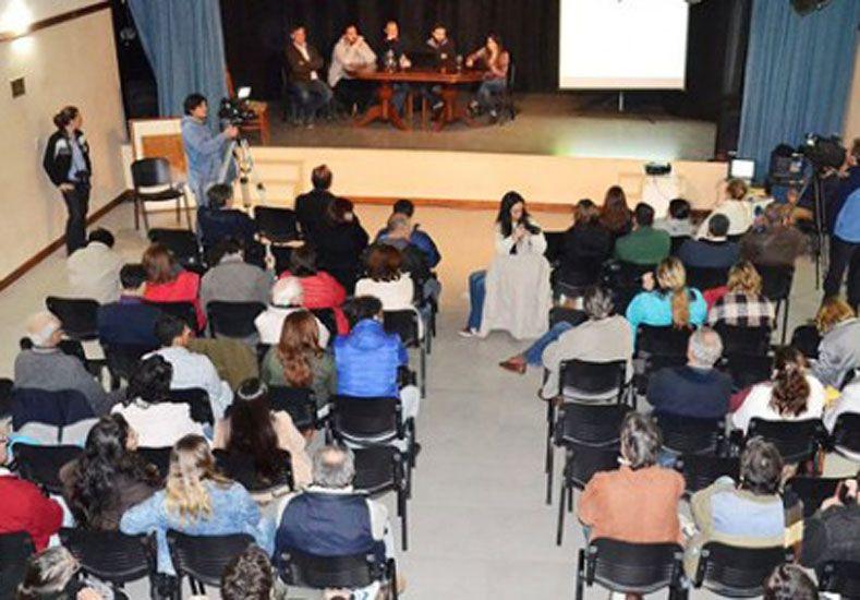 Presentación. El estudio había sido realizado en 2015. Foto Gentileza/Municipalidad San Salvador