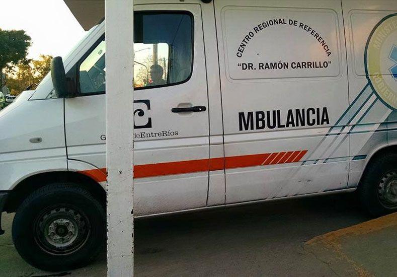 Un remisero de Paraná apareció en el momento justo y le salvó la vida a un bebé
