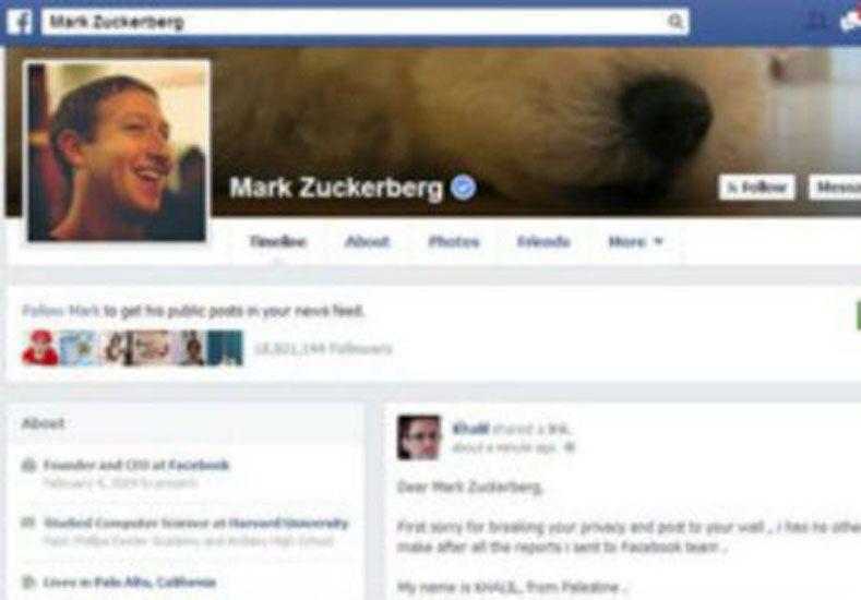 Hackearon las cuentas de Mark Zuckerberg en Twitter, Linkedin y Pinterest