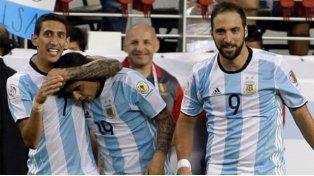 Argentina se tomó revancha y arrancó con el pie derecho la Copa
