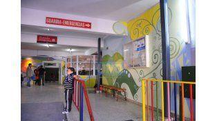 La madre y su bebé se encuentran bien y están internados en el hospital San Roque de Paraná.  Foto UNO/Archivo ilustrativa