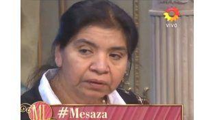 Margarita Barrientos dijo que le llegó una factura de luz de 11 mil pesos