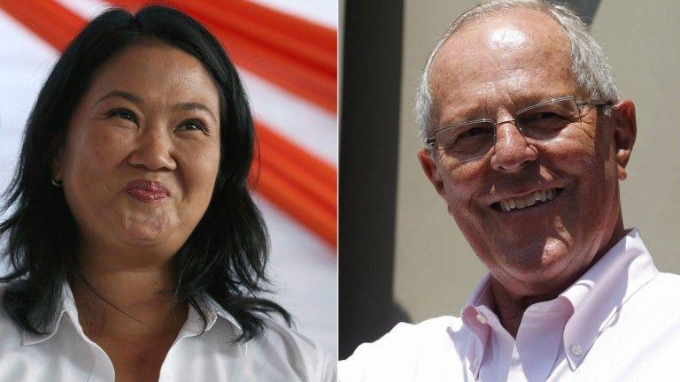 Perú elige: hay balotaje entre Keiko Fujimori y Kuczynski