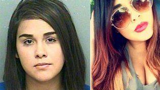 Una maestra de 24 años confesó una relación con un alumno de 13